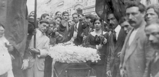 1ª greve geral do país, há 100 anos, foi iniciada por mulheres e durou 30 dias - Arquivo Edgar Leuenroth | Unicamp