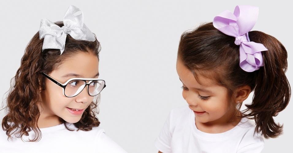A Menina de Laço é uma empresa de São Paulo que faturou R$ 2,3 milhões em 2016 com a venda de acessórios para cabelos de meninas