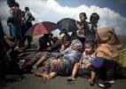 Opinião: Por que os rohingyas ainda não podem voltar a Mianmar? - Fred Dufour/AFP