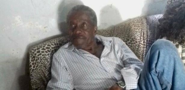 Imagem de arquivo de Sebastião Vicente da Silva, que desapareceu em hospital em Taguatinga - Arquivo pessoal