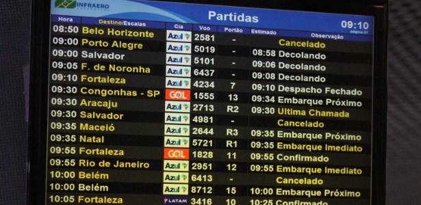 Greve gerou desabastecimento de combustível em Aeroporto no Recife - Marlon Costa/Futura Press/Estadão Conteúdo