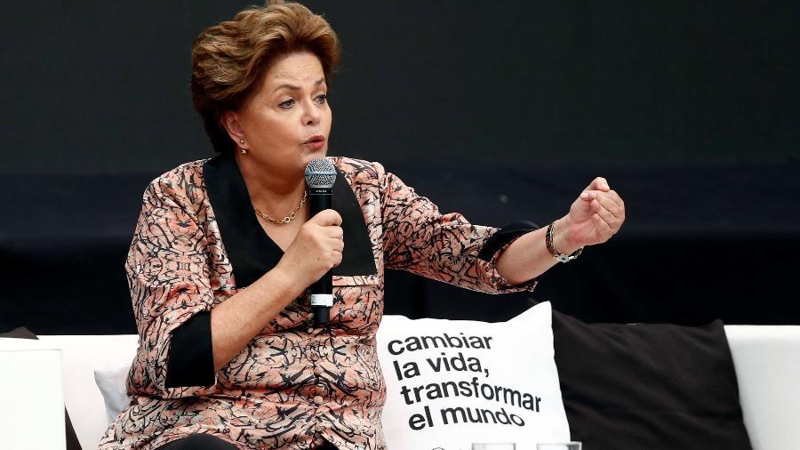 Dilma Rousseff, ex-presidente do Brasil, é absolvida em caso Pasadena - Martin Acosta / Reuters