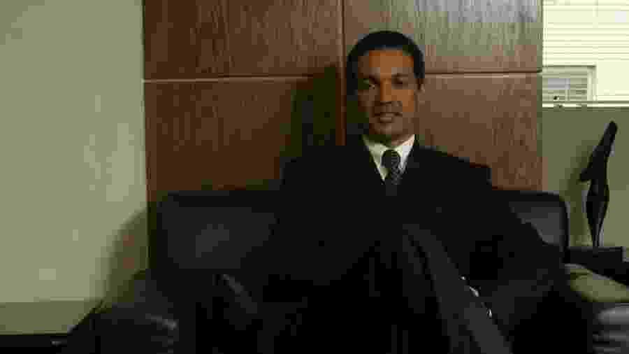 Márcio Lobão, presidente da Brasilcap posa para fotos em seu escritorio no predio do Banco do Brasil, no centro do Rio, em 2009 - Rafael Andrade - 16.jan.2019/Folha Imagem