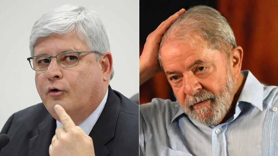 Ex-procurador-geral da República, Rodrigo Janot lançou seu livro hoje - Antonio Cruz/Agência Brasil e Nelson Almeida/AFP - Montagem UOL