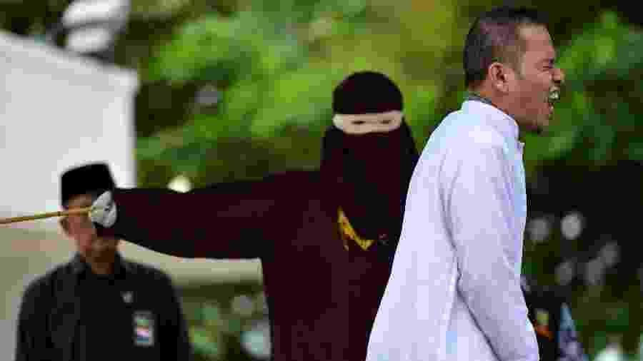 sharia indonesia - AFP