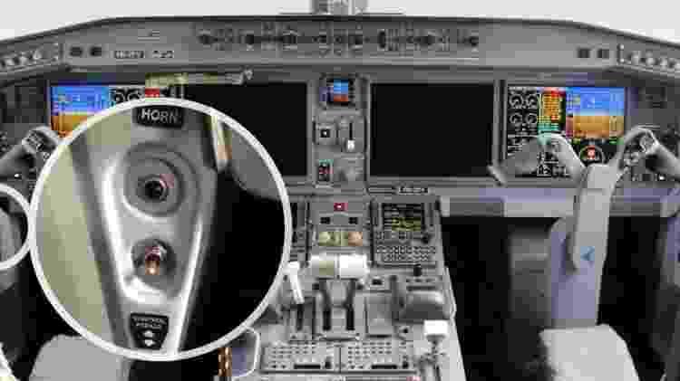 Curiosidade avião 2 - Divulgação - Divulgação