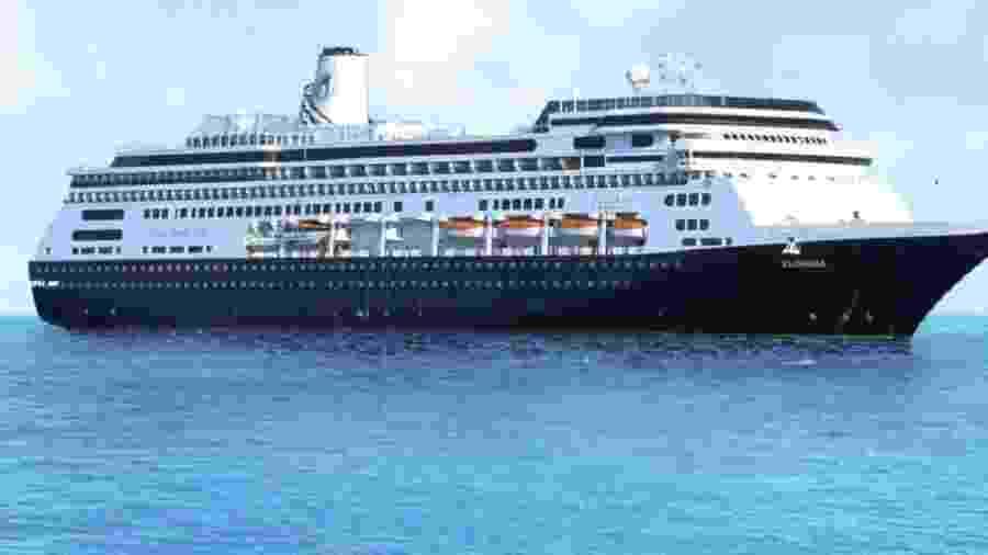 Zaandam, embarcação da Holland America - Divulgação