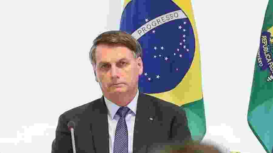 Jair Bolsonaro (sem partido)  - Palácio do Planalto