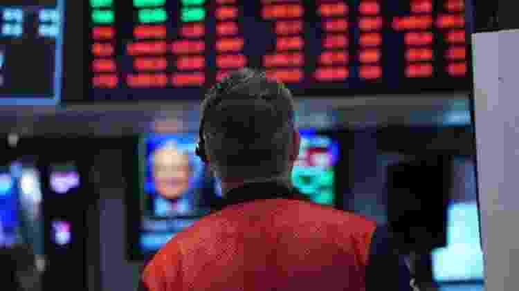 Economista alerta que 'está chegando uma viagem louca na bolsa', como se fosse uma montanha-russa - Getty Images - Getty Images