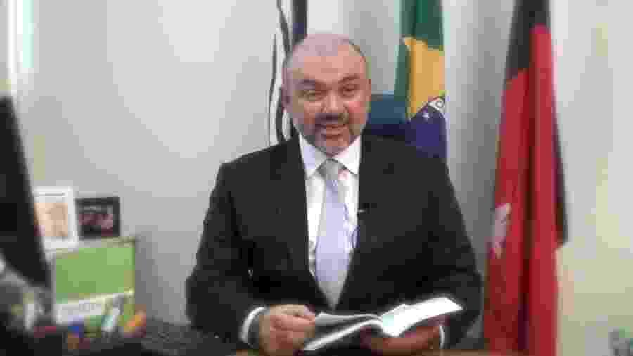 Arnaldo Correia de Medeiros substitui o braço-direito do ex-ministro Mandetta - Reprodução/Youtube