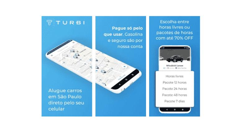 Turbi - Reprodução - Reprodução