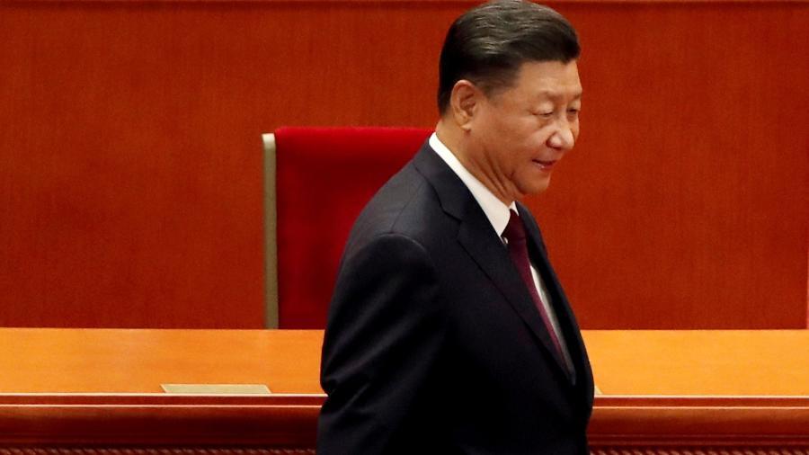 Taiwan vive sob constante ameaça de invasão da China, pois Pequim prometeu que um dia tomaria a ilha - CARLOS GARCIA RAWLINS