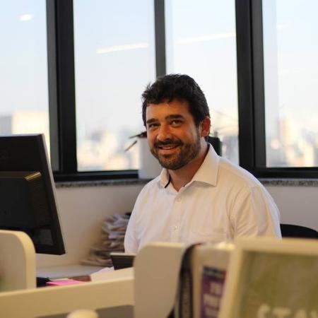 """Weber Sutti, diretor de projetos da Fundação Lemann: """"Evidências demonstram que ter uma alavanca para atuar sobre a gestão de pessoas é uma pauta importante"""" - Reprodução/Fundação Lemann"""