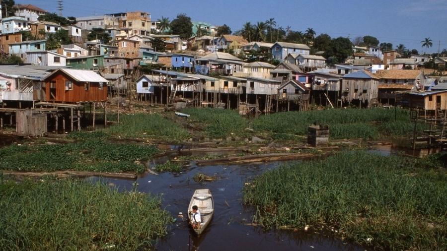 Favela em Manaus (AM) - Getty Images