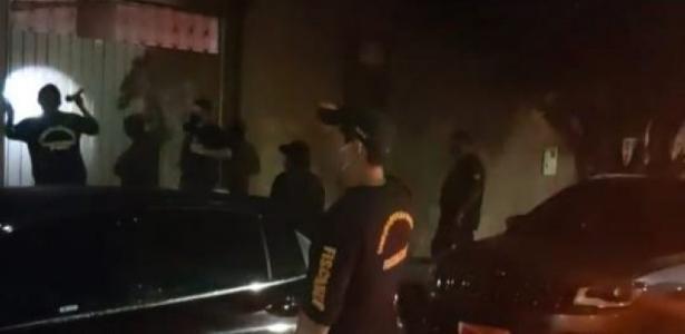 Corumbá, interior do MS | Operação encerra festa clandestina de militares das Forças Armadas