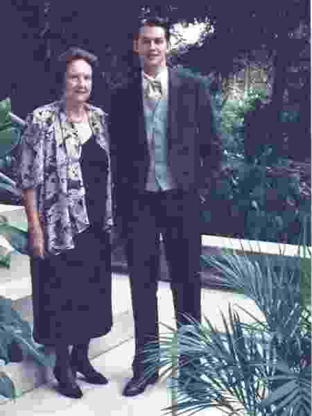 Pedro Hering e Eulália Hering - Arquivo Pessoal - Arquivo Pessoal