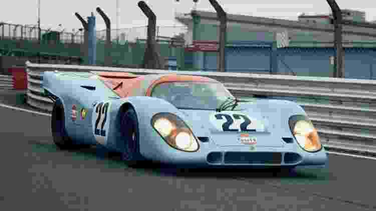 Porsche 917 26 - Divulgação  - Divulgação