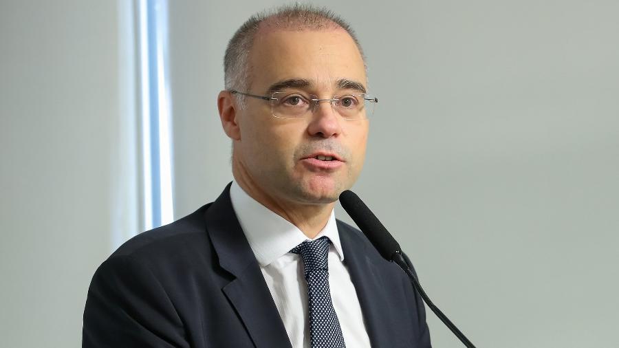 André Mendonça foi indicado ao STF por Bolsonaro, mas aguarda sabatina - Marcos Correa/Palácio do Planalto