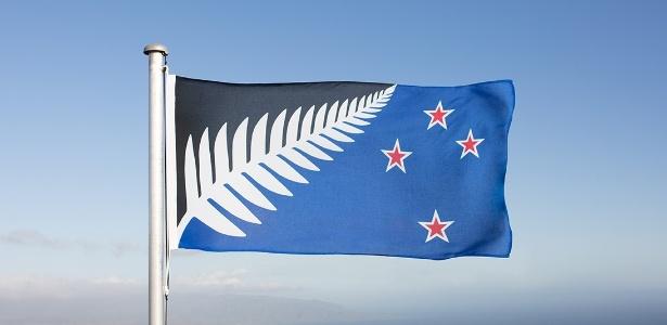 Nova bandeira proposta pelo premiê da Nova Zelândia; população vota até dia 24/3