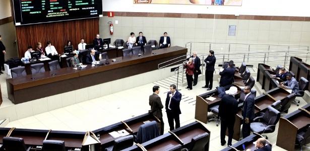 Plenário da Câmara dos Vereadores de Belo Horizonte
