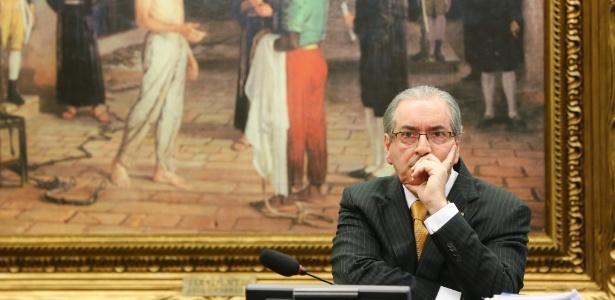 """Cunha disse que tinha """"mais de 200 deputados para sustentar"""", afirma delator - Pedro Ladeira/Folhapress"""