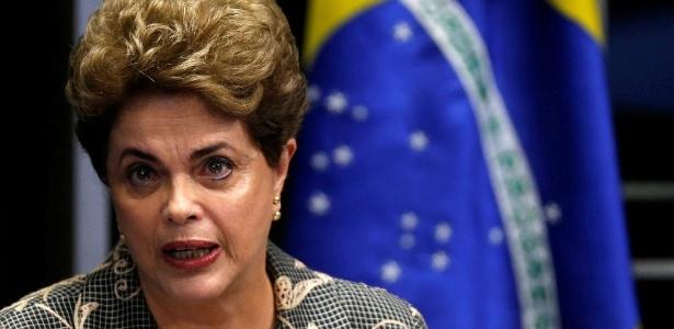Dilma criticou a repressão da polícia ao protesto contra a PEC 241 na terça