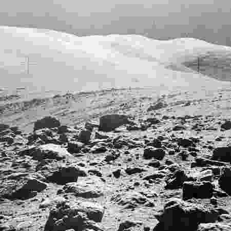 Uma das prioridades iniciais são o retorno do homem à Lua, em 2023 - Science & Society Picture Library