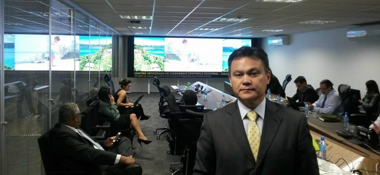 Promotor do Gaeco Lincoln Gakiya, que investiga o PCC desde 2005 e foi o responsável por pedir transferência de Marcola - Arquivo Pessoal