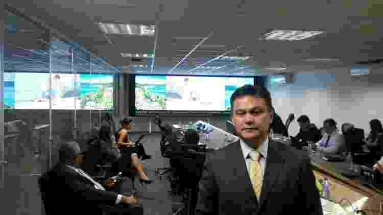 Promotor do Gaeco Lincoln Gakiya, que investiga o PCC desde 2005 - Arquivo Pessoal