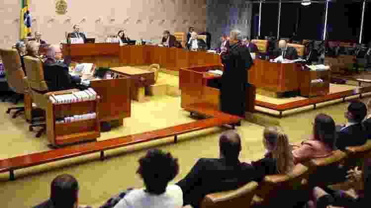 Decisão de maioria do Supremo mostra entendimento de que atuação política do tribunal foi 'longe demais', segundo professor da UERJ Christian Lynch - Agência Brasil