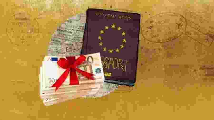 """Venda de """"passaportes dourados"""" se tornou um mercado global - BBC"""