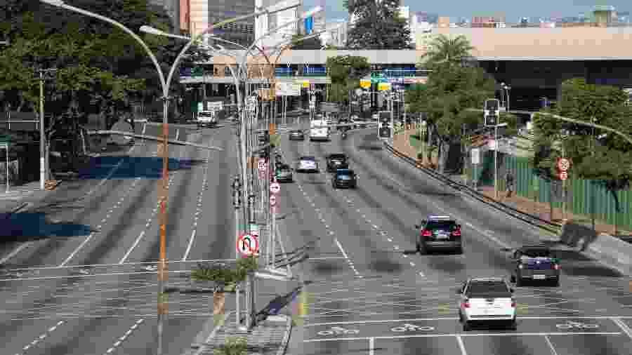 Até ontem, estado registrava 68 mortes por covid-19; hoje, número chegou a 84 - PAULO LOPES/ESTADÃO CONTEÚDO