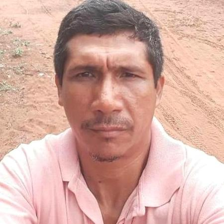 ProfessorZezico Rodrigues Guajajara foi encontrado morto no Maranhão - Arquivo pessoal