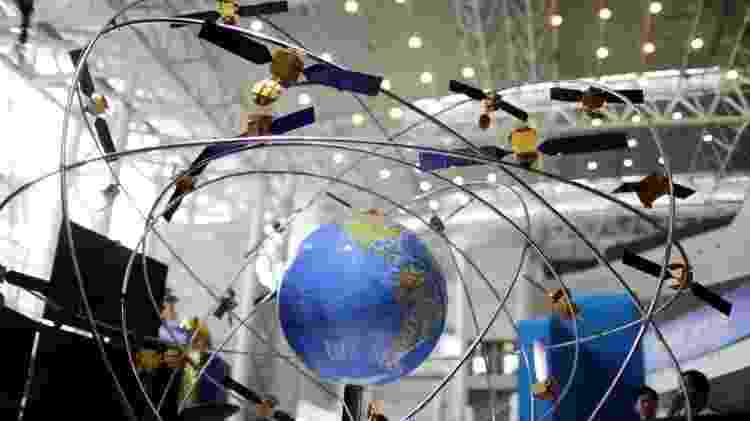 China espera atrair mais países para seu sistema de geolocalização ao ampliar sua capacidade - Reuters - Reuters