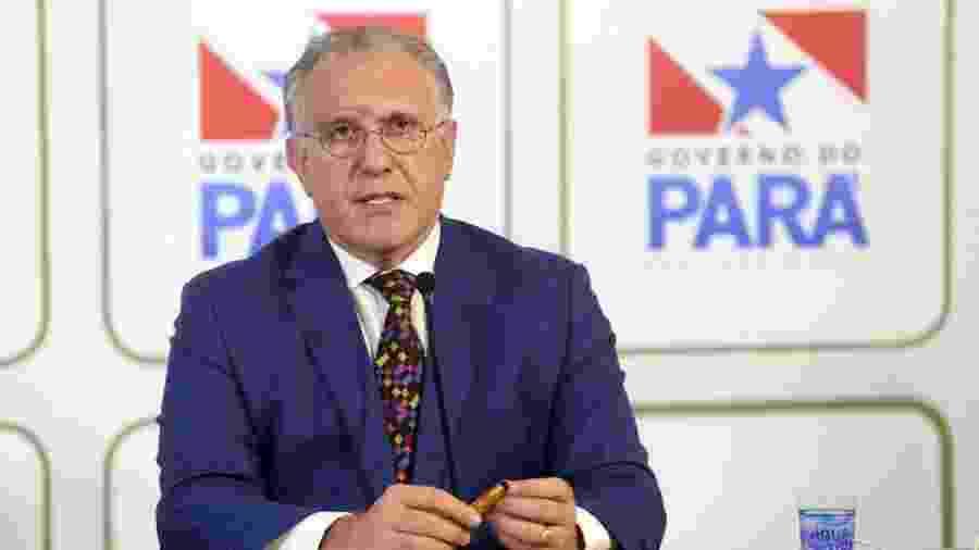 Alberto Beltrame, ex-secretário de Saúde do Pará, deixou o cargo - Bruno Cecim / Ag.Pará