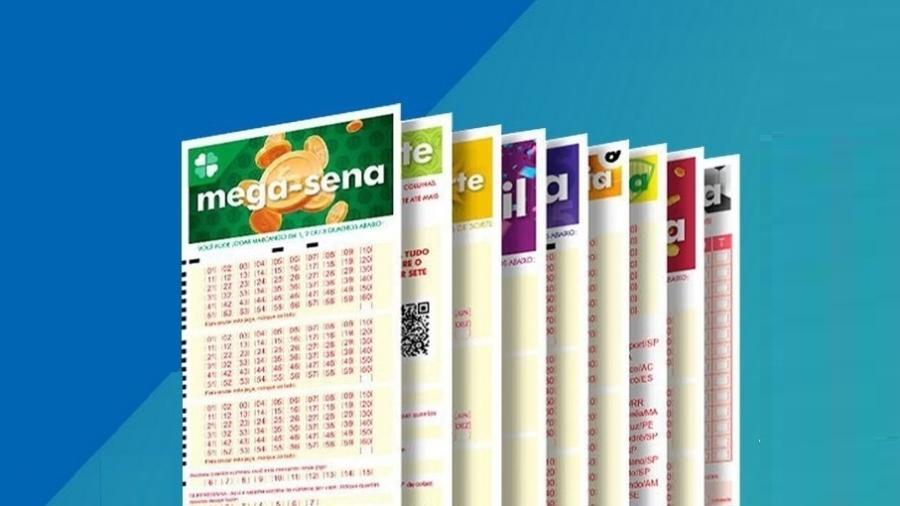 Reprodução/ Loterias Online da Caixa