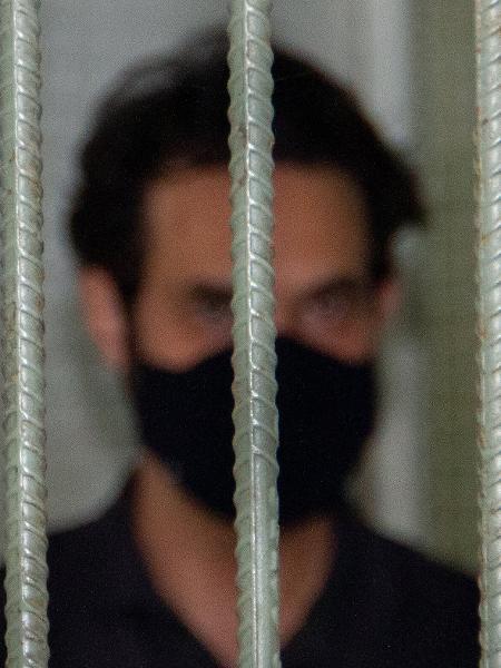 8.abr.2021 - Dr. Jairinho foi preso temporariamente no Rio de Janeiro - Érica Martin/Estadão Conteúdo