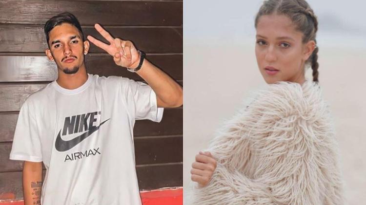 Além de Emmily, Gabriel Gonçalves, de 19 anos, e Roberta da Costa Miranda Ribeiro, 17, também morreram no local - Reprodução/Redes Sociais - Reprodução/Redes Sociais