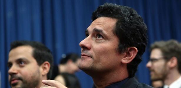 O juiz federal Sérgio Moro, que cuida das ações da Lava Jato na 1ª instância