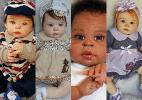 Conheça artesã que faz bonecos que imitam bebê de verdade - Arte/UOL
