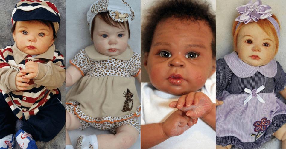 94e22e3aa89a0 Fotos  Conheça artesã que faz bonecos que imitam bebê de verdade ...