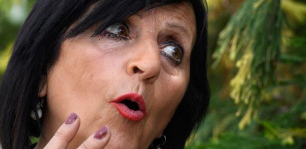 27.jun.2017 - A espanhola María Pilar Martínez, 61