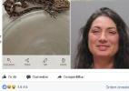 Polícia debocha de suspeita em post de Facebook nos EUA. Isso é permitido? (Foto: Reprodução/Facebook Taunton Police Department)
