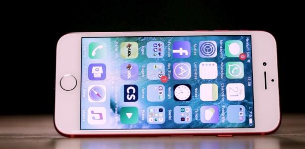 cd50a34b0d0 Nova edição elegante e potente  iPhone 7 segue um dos melhores após ...