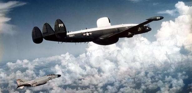 Um EC-121M foi derrubado pela Coreia do Norte em 15 de abril de 1969, matando seus 31 tripulantes