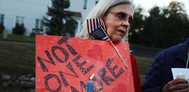 Após massacre em Las Vegas, defensores do controle de armas renovam coro em prol da regulamentação de armas