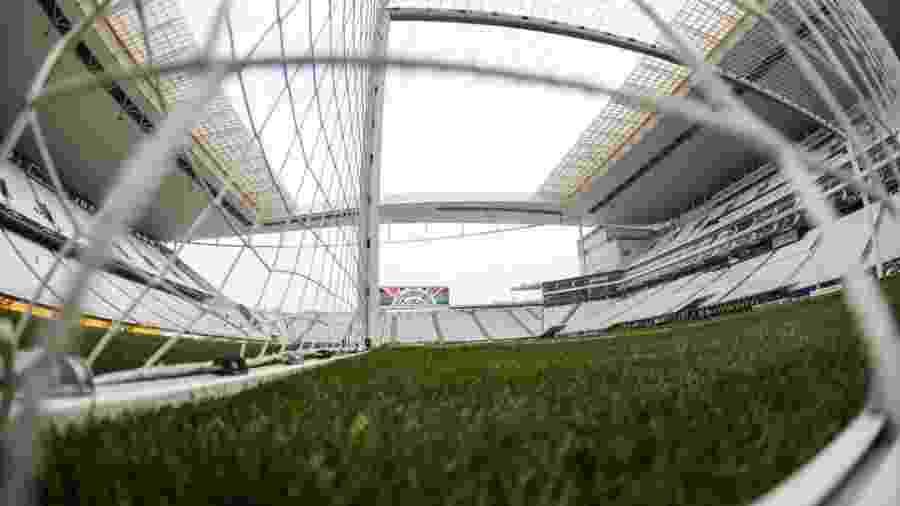 Arena Corinthians, em São Paulo - Bruno Teixeira/Divulgação