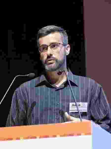 O pesquisador Adeylson Guimarães Ribeiro - Arquivo Pessoal