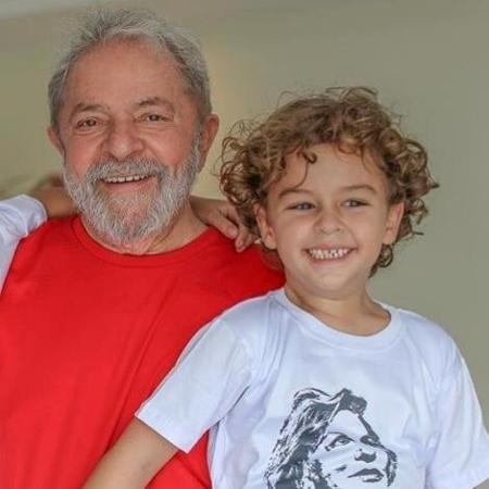 Resultado de imagem para morre neto de Lula