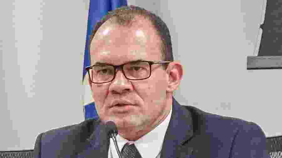 Encontro com procurador (foto) foi para ajudar presidente a formular indicação, afirmou porta-voz do Planalto - Divulgação/ANPR